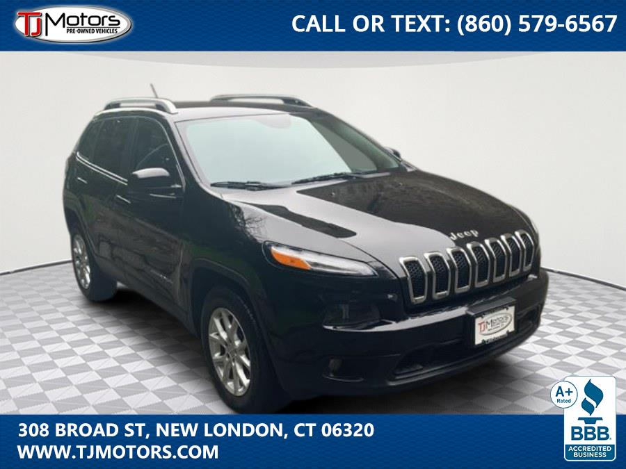 Used 2018 Jeep Cherokee in New London, Connecticut | TJ Motors. New London, Connecticut