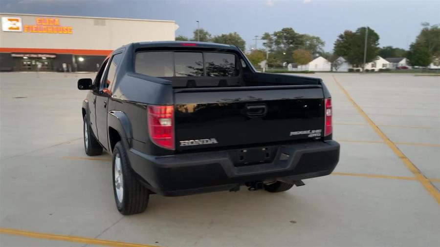 Used Honda Ridgeline 4WD Crew Cab RTL 2011   Josh's All Under Ten LLC. Elida, Ohio
