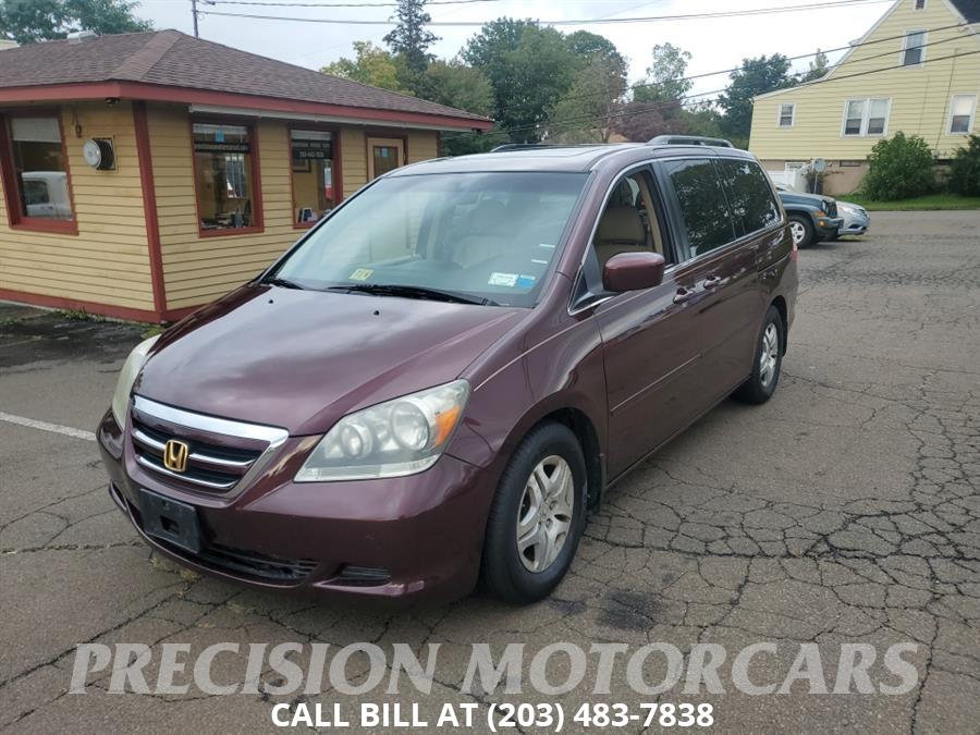 Used 2007 Honda Odyssey in Branford, Connecticut   Precision Motor Cars LLC. Branford, Connecticut