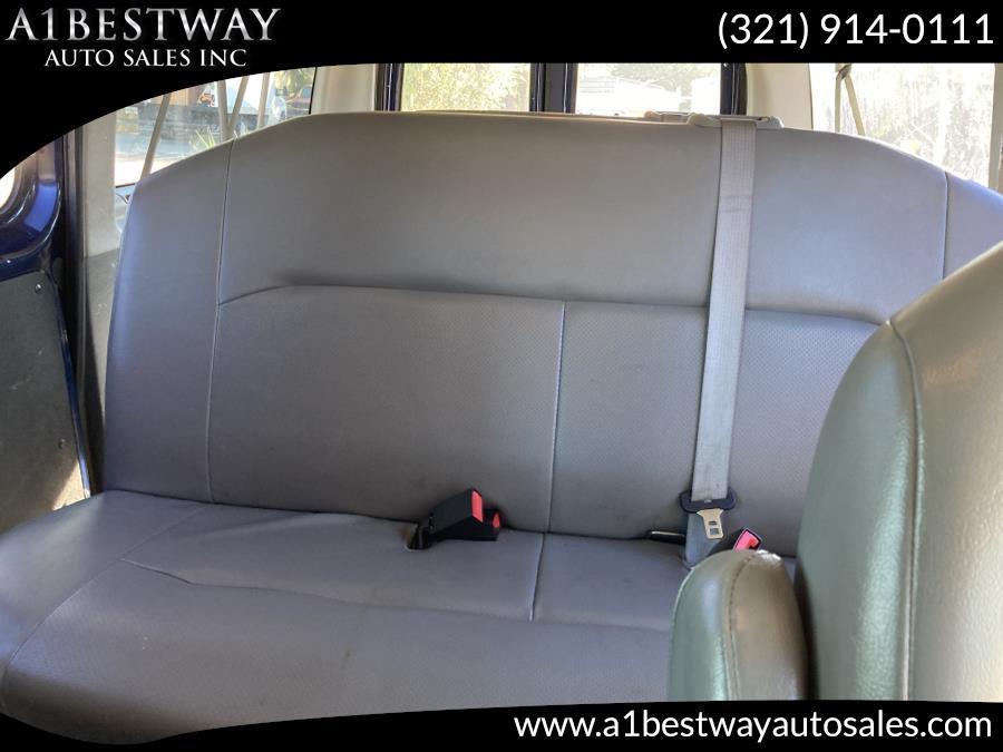 Used Ford Econoline Wagon E-150 XL 2011   A1 Bestway Auto Sales Inc.. Melbourne , Florida