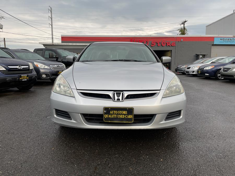 Used Honda Accord Sdn EX-L AT PZEV 2006 | Auto Store. West Hartford, Connecticut