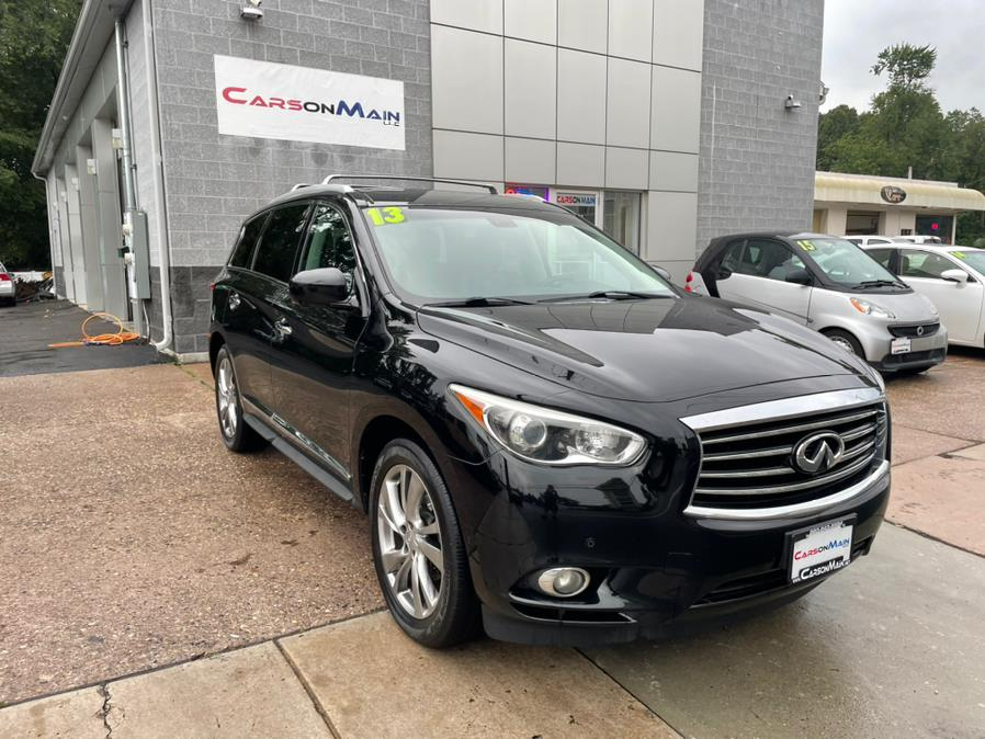 Used Infiniti JX35 AWD 4dr 2013   Carsonmain LLC. Manchester, Connecticut