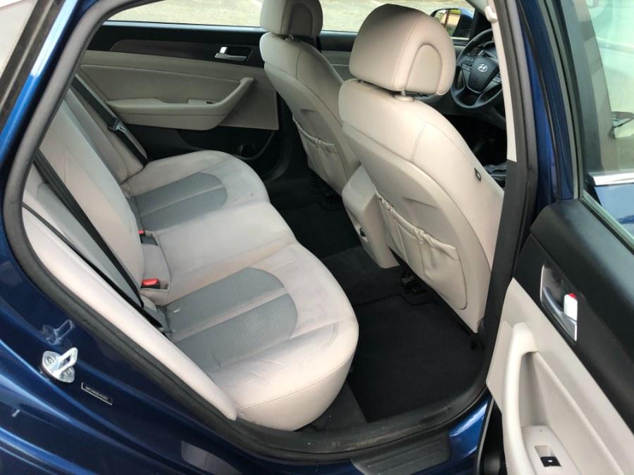 Used Hyundai Sonata 4dr Sdn 2.4L Sport 2015   Ledyard Auto Sale LLC. Hartford , Connecticut