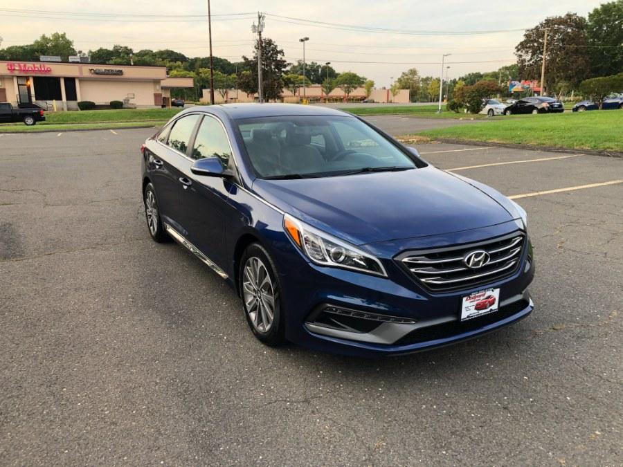 Used Hyundai Sonata 4dr Sdn 2.4L Sport 2015 | Ledyard Auto Sale LLC. Hartford , Connecticut