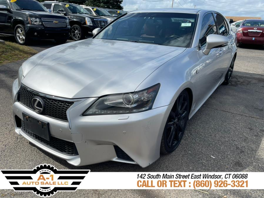 Used 2013 Lexus GS 350 in East Windsor, Connecticut   A1 Auto Sale LLC. East Windsor, Connecticut