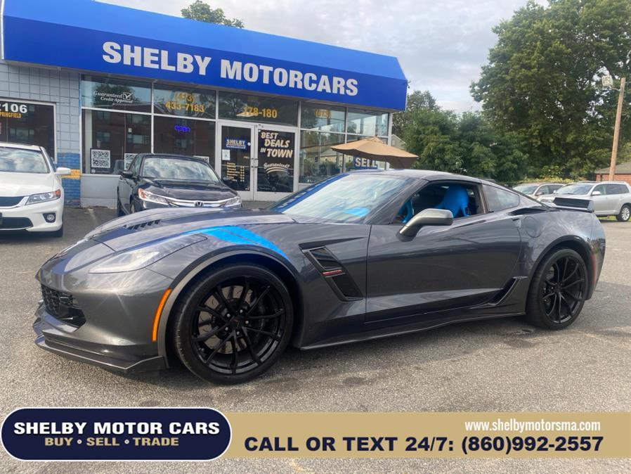 Used 2017 Chevrolet Corvette in Springfield, Massachusetts | Shelby Motor Cars. Springfield, Massachusetts