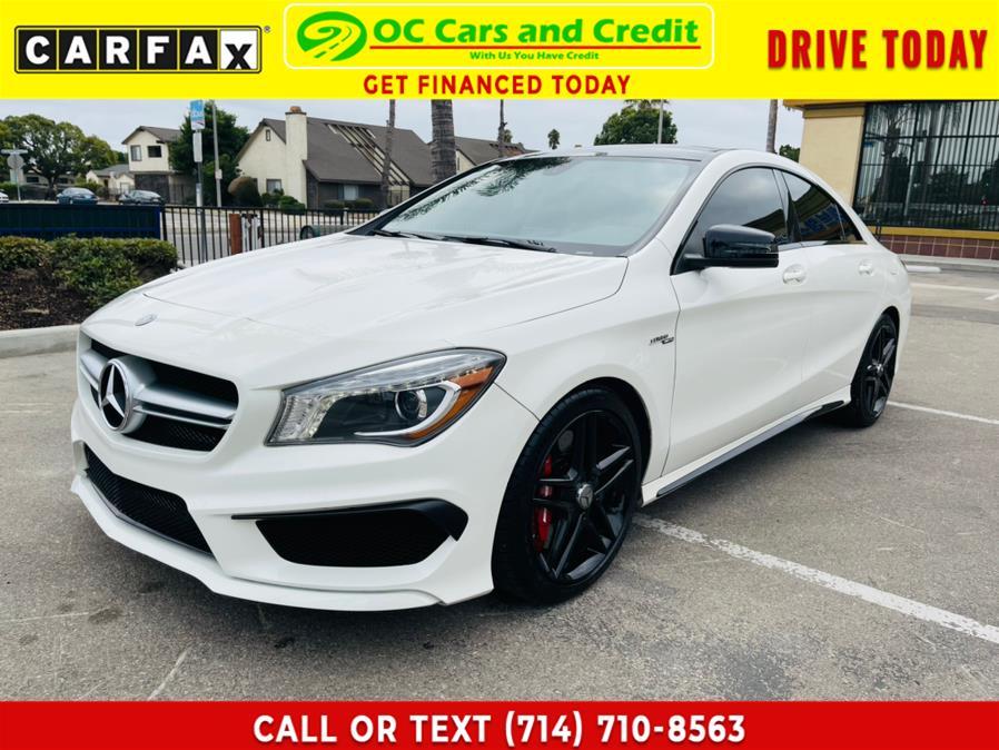 Used 2014 Mercedes-Benz CLA-Class in Garden Grove, California | OC Cars and Credit. Garden Grove, California