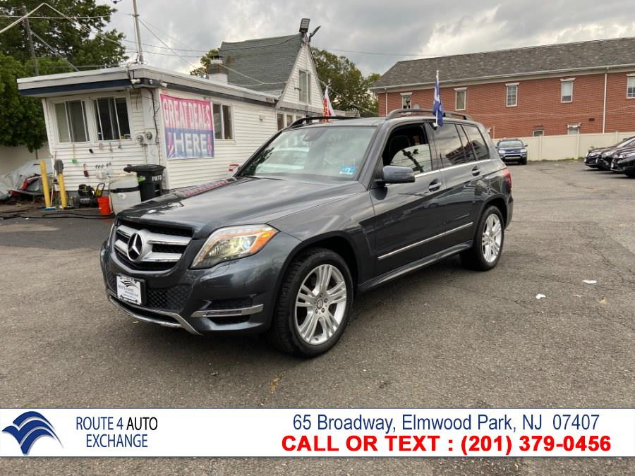 Used Mercedes-Benz GLK-Class 4MATIC 4dr GLK350 2013 | Route 4 Auto Exchange. Elmwood Park, New Jersey