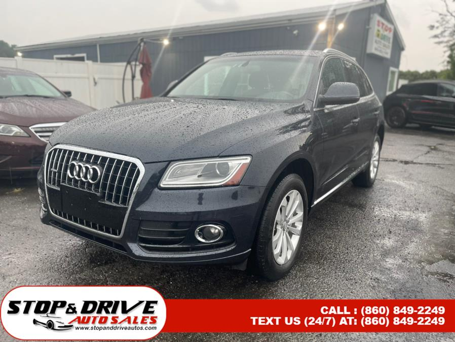 Used 2014 Audi Q5 in East Windsor, Connecticut | Stop & Drive Auto Sales. East Windsor, Connecticut