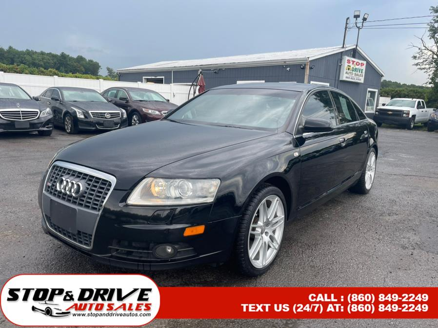 Used 2008 Audi A6 in East Windsor, Connecticut | Stop & Drive Auto Sales. East Windsor, Connecticut