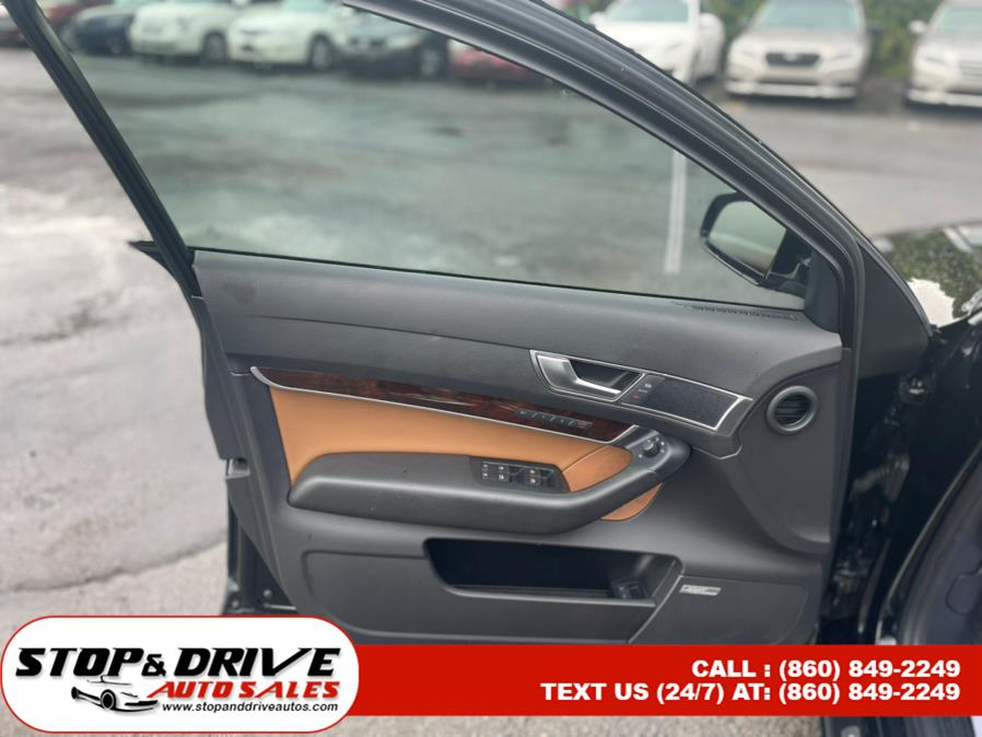 Used Audi A6 4dr Sdn 3.2L quattro 2008 | Stop & Drive Auto Sales. East Windsor, Connecticut