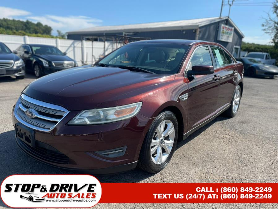Used 2010 Ford Taurus in East Windsor, Connecticut | Stop & Drive Auto Sales. East Windsor, Connecticut