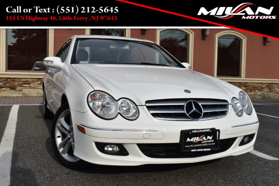 Used Mercedes-Benz CLK-Class 2dr Coupe 3.5L 2006 | Milan Motors. Little Ferry , New Jersey