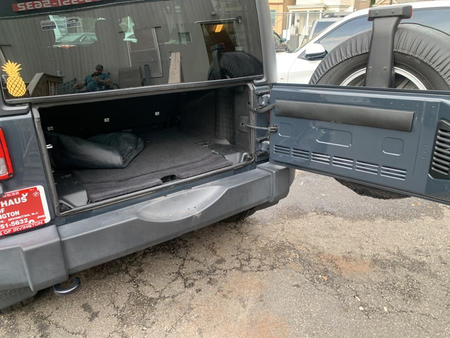 Used Jeep Wrangler JK Unlimited Sport S 4x4 2018 | Auto Haus of Irvington Corp. Irvington , New Jersey