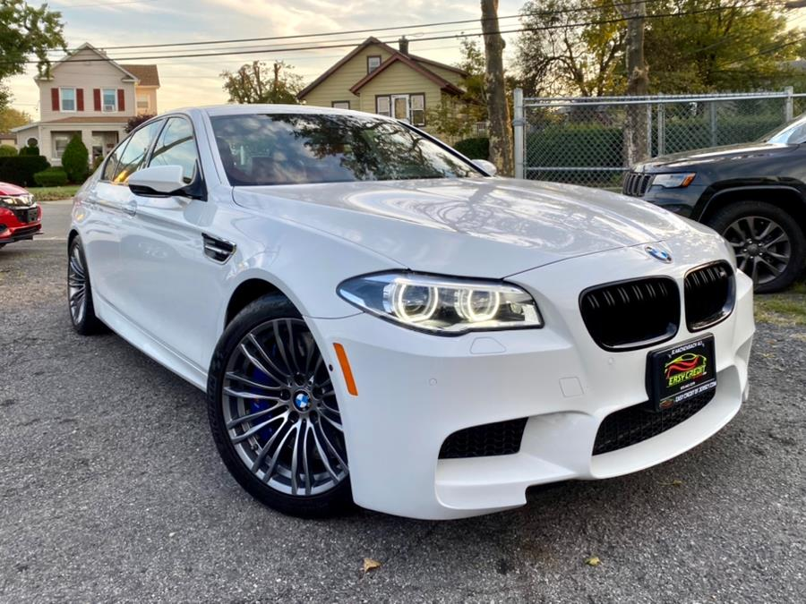 Used BMW M5 4dr Sdn 2016 | Easy Credit of Jersey. South Hackensack, New Jersey