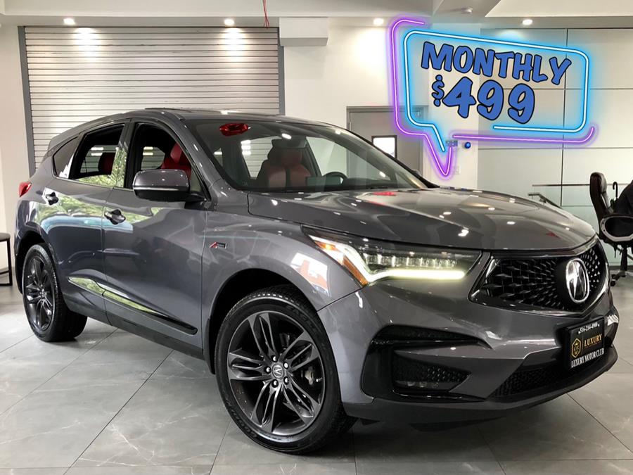 Used 2020 Acura RDX in Franklin Square, New York | C Rich Cars. Franklin Square, New York