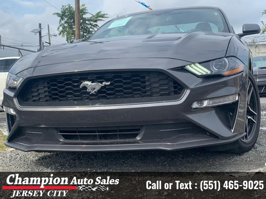 Used Ford Mustang EcoBoost Fastback 2020 | Champion Auto Sales of JC. Jersey City, New Jersey