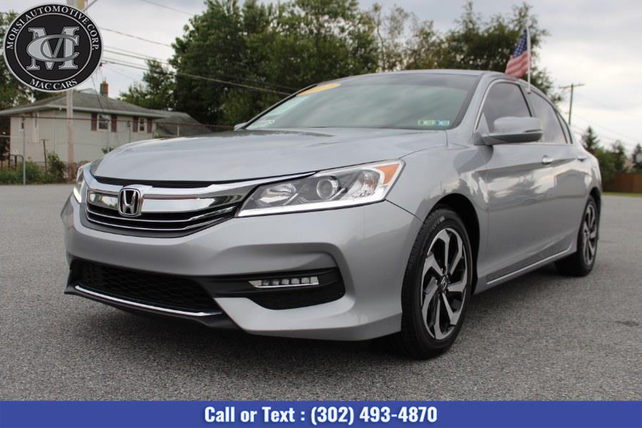 Used Honda Accord Sedan EX CVT 2017 | Morsi Automotive Corp. New Castle, Delaware