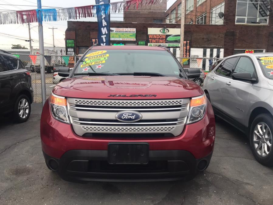 Used Ford Explorer 4WD 4dr Base 2014 | Affordable Motors Inc. Bridgeport, Connecticut