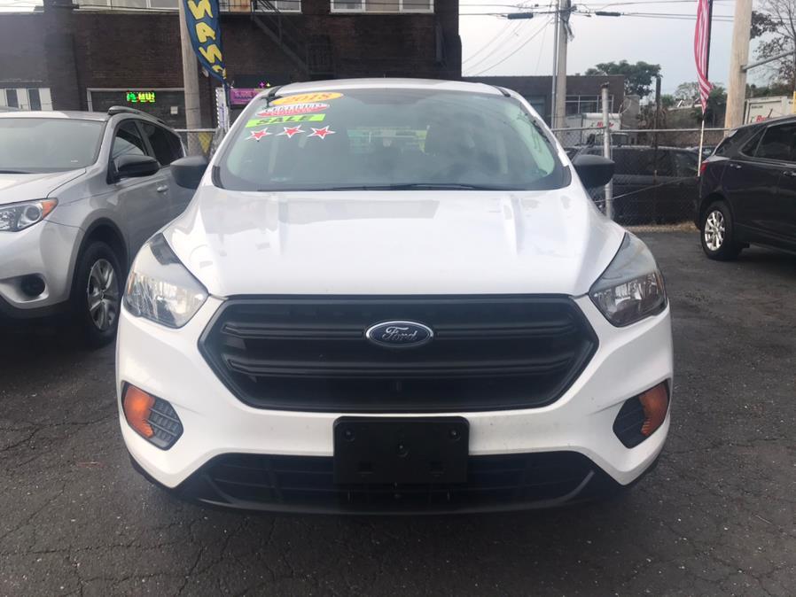 Used Ford Escape S FWD 2018 | Affordable Motors Inc. Bridgeport, Connecticut