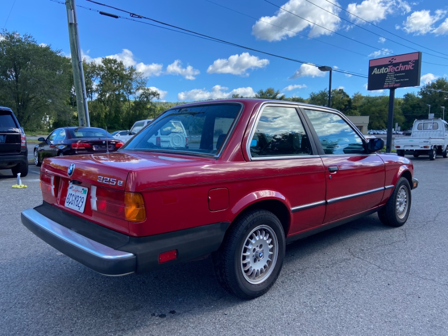 1984 BMW 325e 325e 5-Spd Coupe, available for sale in New Milford, CT