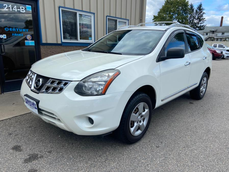 Used 2014 Nissan Rogue Select in East Windsor, Connecticut | Century Auto And Truck. East Windsor, Connecticut