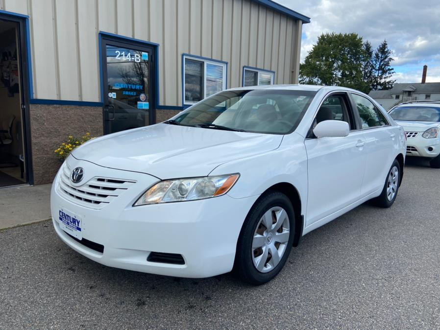 Used 2007 Toyota Camry in East Windsor, Connecticut | Century Auto And Truck. East Windsor, Connecticut