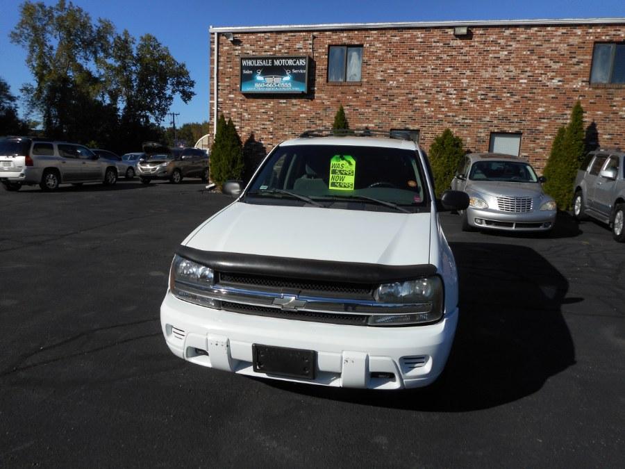 Used Chevrolet TrailBlazer 4dr 4WD LT 2003   Wholesale Motorcars LLC. Newington, Connecticut