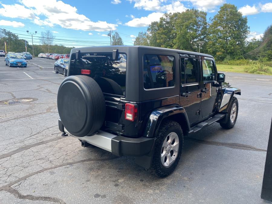 Used Jeep Wrangler Unlimited 4WD 4dr Sahara 2013   Newfield Auto Sales. Middletown, Connecticut
