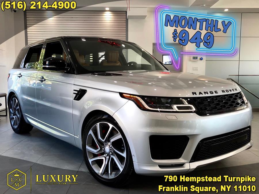 Used Land Rover Range Rover Sport V6 Supercharged HSE Dynamic *Ltd Avail* 2019 | Luxury Motor Club. Franklin Square, New York