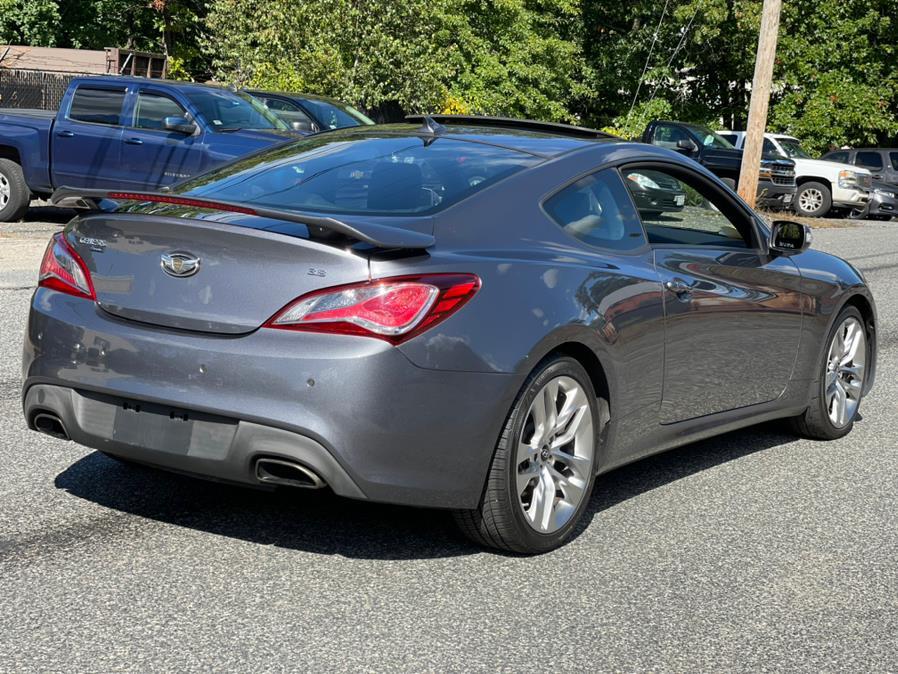 Used Hyundai Genesis Coupe 2dr 3.8L Auto Ultimate w/Black Seats 2015   New Beginning Auto Service Inc . Ashland , Massachusetts