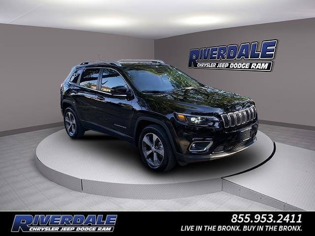 Used Jeep Cherokee Limited 2019 | Eastchester Motor Cars. Bronx, New York