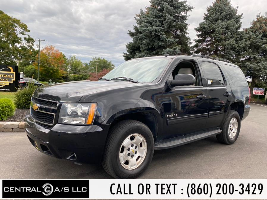 Used Chevrolet Tahoe 4WD 4dr 1500 LT 2013 | Central A/S LLC. East Windsor, Connecticut