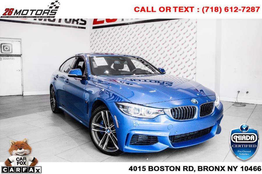 Used BMW 4 Series 440i xDrive Gran Coupe 2018 | 26 Motors Corp. Bronx, New York