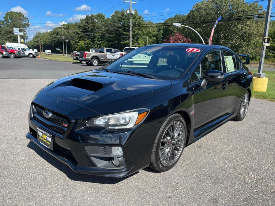 Used Subaru WRX STI 4dr Sdn 2015 | Mike And Tony Auto Sales, Inc. South Windsor, Connecticut