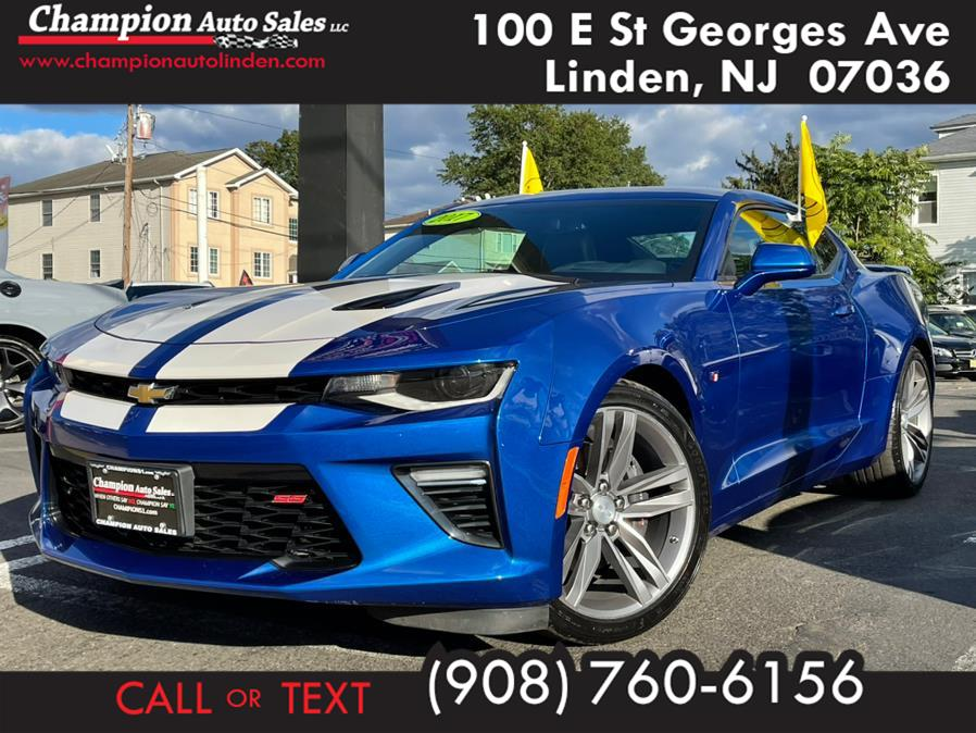 Used 2017 Chevrolet Camaro in Linden, New Jersey | Champion Used Auto Sales. Linden, New Jersey