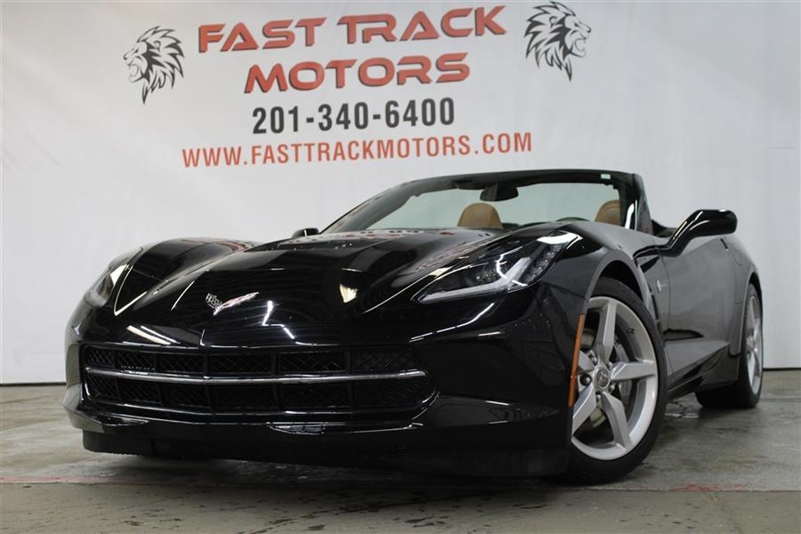 Used Chevrolet Corvette STINGRAY 2LT 2014   Fast Track Motors. Paterson, New Jersey