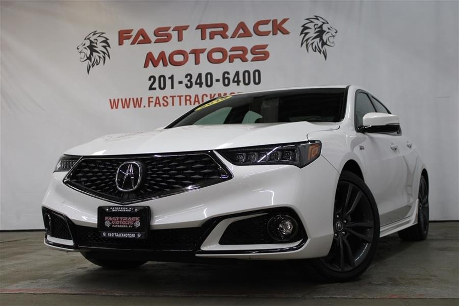 Used Acura Tlx TECH 2019 | Fast Track Motors. Paterson, New Jersey