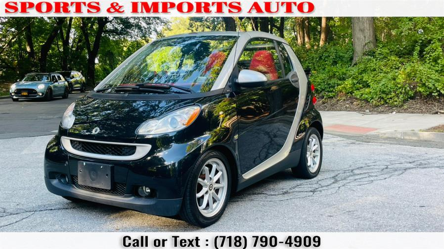 Used smart fortwo 2dr Cabriolet Passion 2009 | Sports & Imports Auto Inc. Brooklyn, New York