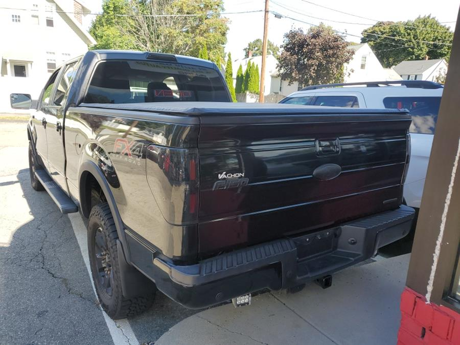 """Used Ford F-150 4WD SuperCrew 157"""" FX4 2012   Melrose Auto Gallery. Melrose, Massachusetts"""