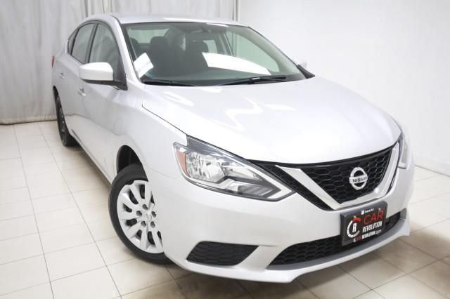 Used Nissan Sentra S w/ rearCam 2019   Car Revolution. Maple Shade, New Jersey