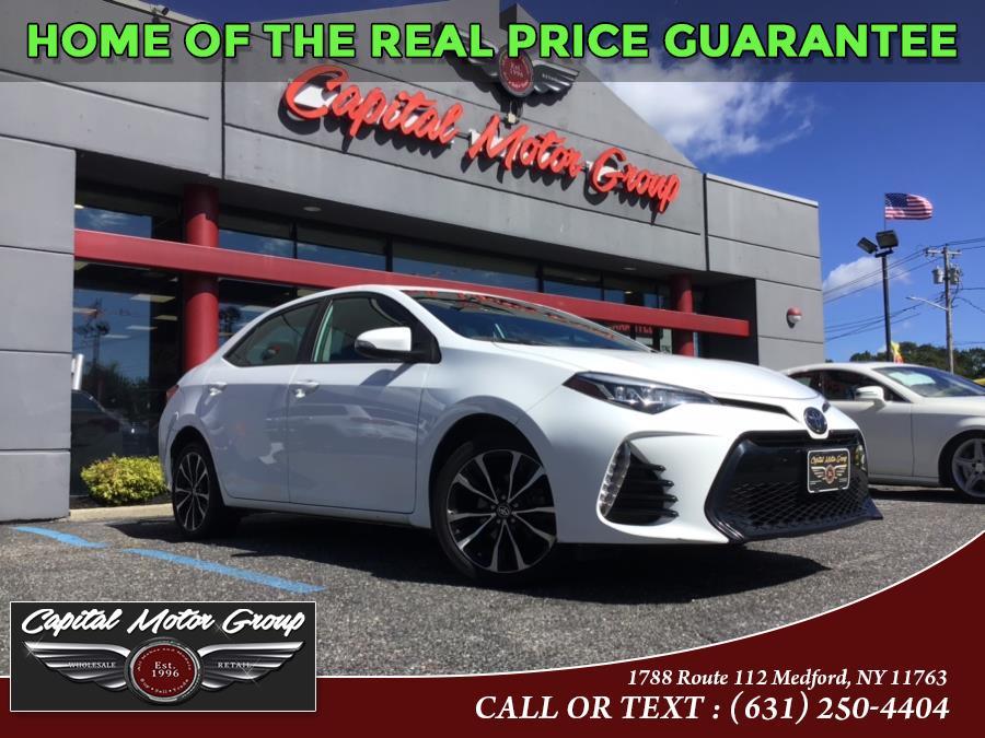 Used Toyota Corolla SE CVT (Natl) 2018 | Capital Motor Group Inc. Medford, New York