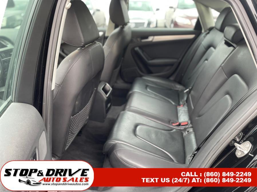 Used Audi A4 4dr Sdn Man quattro 2.0T Premium 2011   Stop & Drive Auto Sales. East Windsor, Connecticut