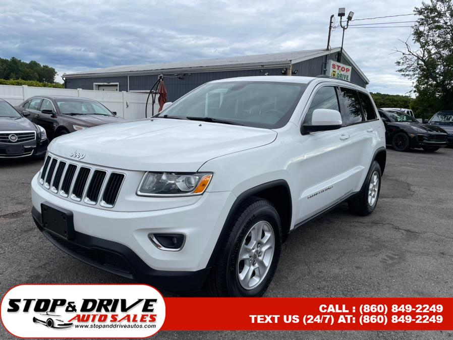 Used Jeep Grand Cherokee 4WD 4dr Laredo 2014 | Stop & Drive Auto Sales. East Windsor, Connecticut