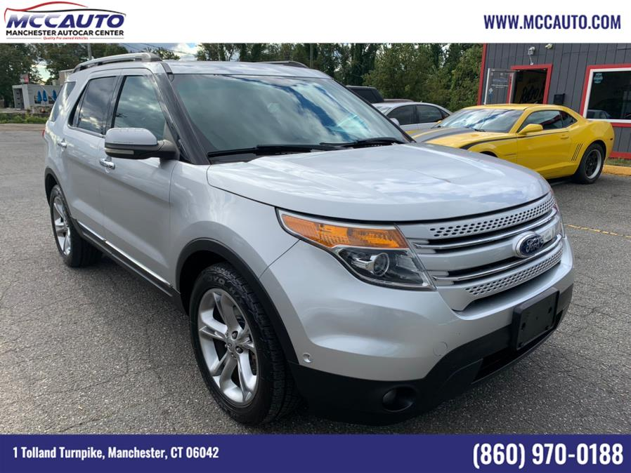 Used 2011 Ford Explorer in Manchester, Connecticut | Manchester Autocar Center. Manchester, Connecticut