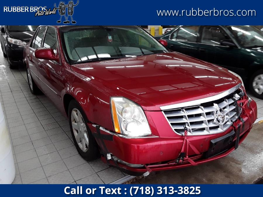 Used Cadillac DTS 4dr Sdn Luxury I 2007 | Rubber Bros Auto World. Brooklyn, New York