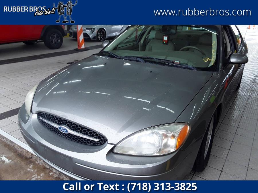 Used Ford Taurus 4dr Sdn SES Standard 2003   Rubber Bros Auto World. Brooklyn, New York