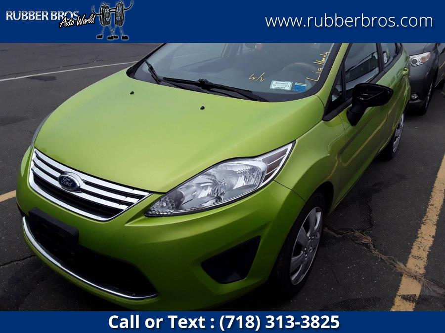 Used Ford Fiesta 4dr Sdn SE 2012 | Rubber Bros Auto World. Brooklyn, New York
