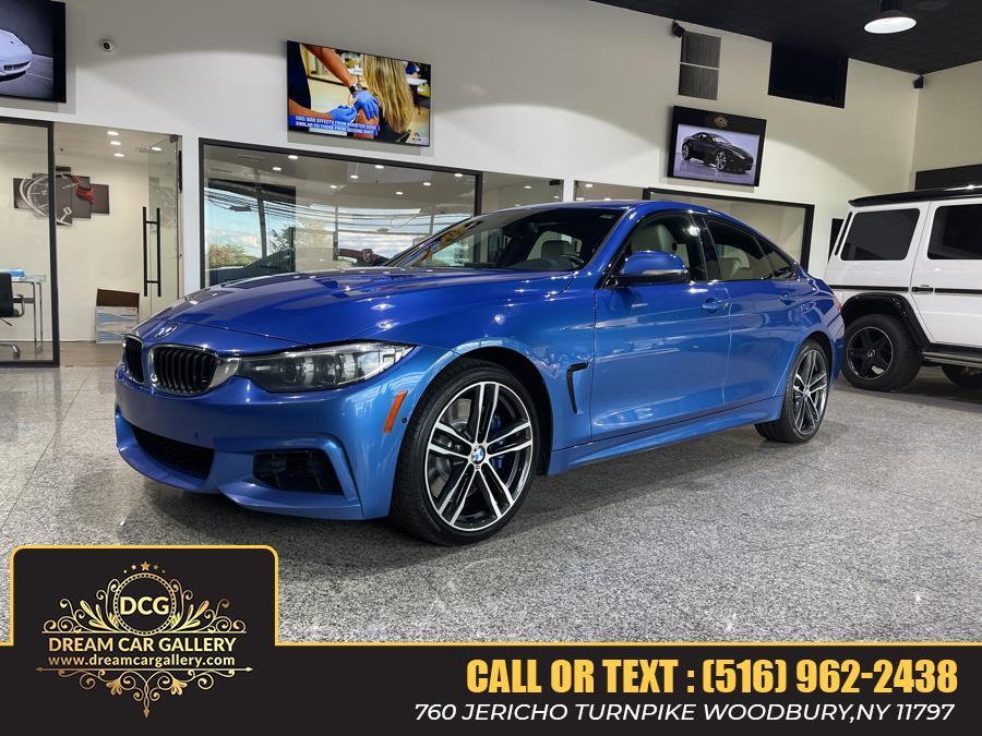 Used BMW 4 Series 440i xDrive Gran Coupe 2018 | Dream Car Gallery. Woodbury, New York