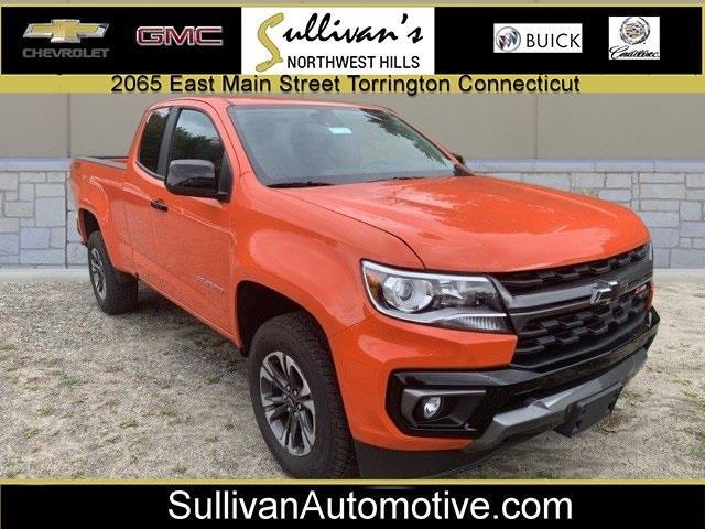 Used 2021 Chevrolet Colorado in Avon, Connecticut | Sullivan Automotive Group. Avon, Connecticut